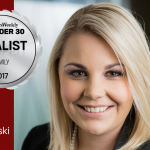 Jess Wolski – Lawyers Weekly 30 Under 30 Finalist!